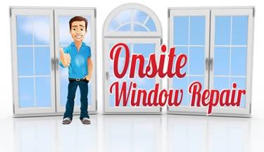 On Site Window Repair